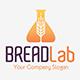 Bread Lab Logo Template