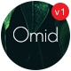 OMID | Modern Coming Soon Template