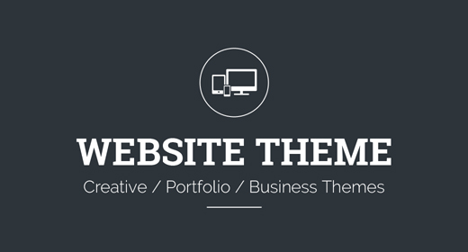 Website Theme