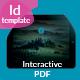 Winery Interactive PDF Prezentation Tablet