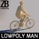 Lowpoly Man 001