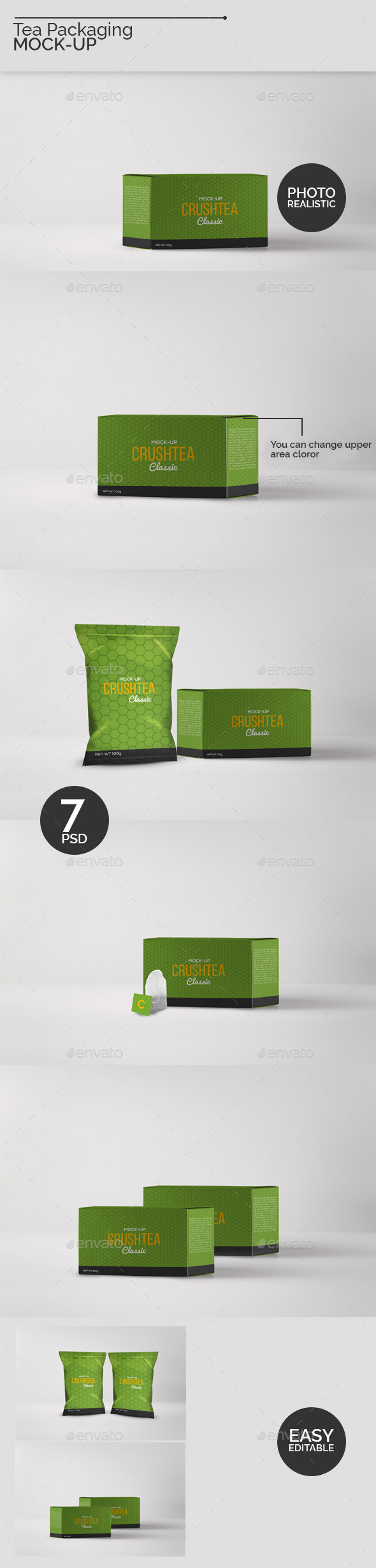Tea Packaging Mock-Ups V2