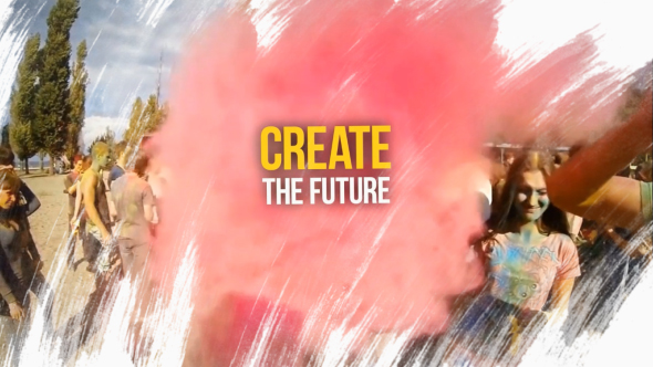 Videohive Kinetic Typography 17072987