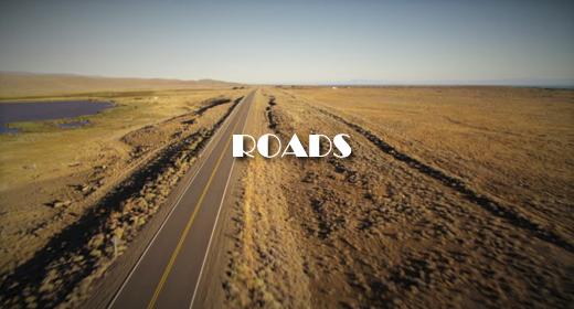 ROADS FOOTAGE