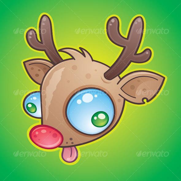 ... 590 jpeg 69kB, Rudolph The Red Reindeer   New Calendar Template Site
