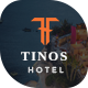 Tinos - Premium Booking Hotel PSD Template