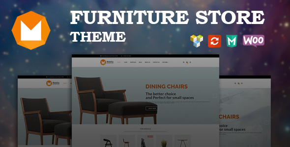 Download Mobilia - Furniture WooCommerce WordPress Theme nulled download