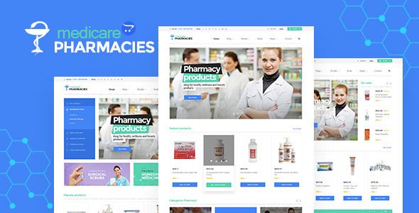 Lexus Medicare - Responsive Medicare Opencart theme