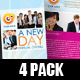 Fundraising Campaign Pack - GraphicRiver Item for Sale