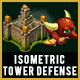 Isometric Tower Defense Game Kit Pack - Sprites, Backgrounds