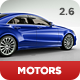 Motors - Automotive, Cars, Vehicle, Boat Dealership & Classifieds WordPress Theme