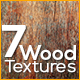 7 Wood Texture Backgrounds