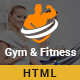 SmartFit - Gym & Fitness HTML5 Responsive Template