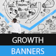 Business Growth Banners HTML5 - GWD