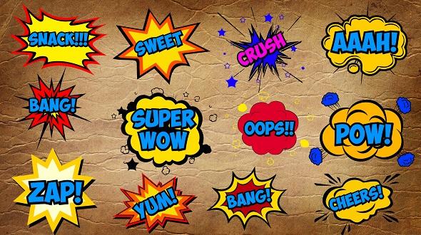 Comic Bubbles Download