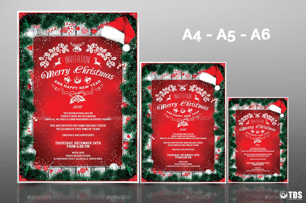 christmas invitation template v by lou graphicriver 01 christmas invitation template v6 jpg