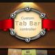 Custom Tab Bar Controller - WorldWideScripts.net Item te koop