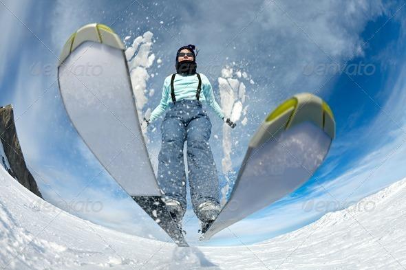 PhotoDune Ski 1766709