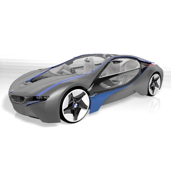 3DOcean Bmw i8 Concept 1754805