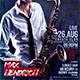 Jazz Corner Flyer