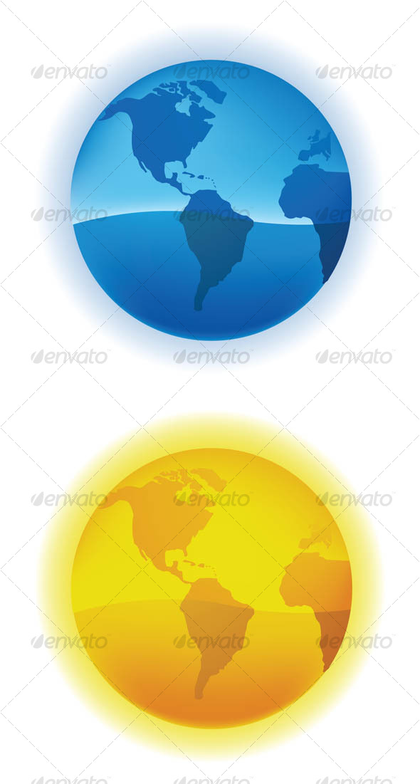 GraphicRiver Globe 68787