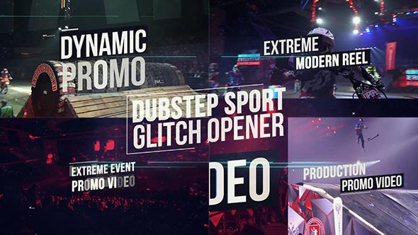 Dubstep Sport Glitch Opener