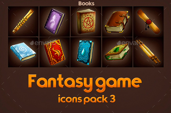 Resources and Craft Icon Pack (Miscellaneous)