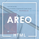 Areo - Responsive Multipurpose HTML Template
