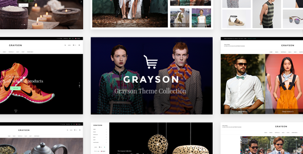 Download Grayson - A Stylish and Versatile Shop Theme nulled download