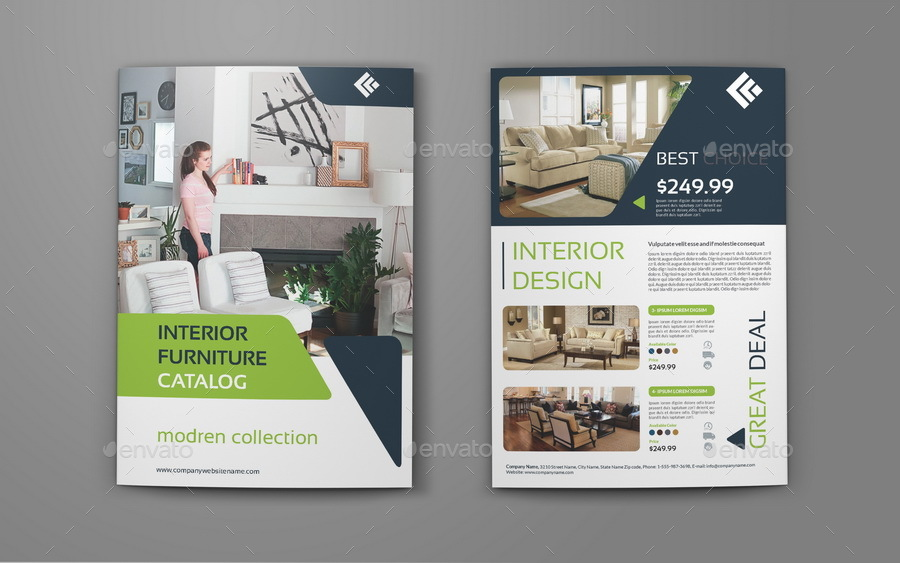 products catalogs bi fold brochure template vol 2 by owpictures graphicriver. Black Bedroom Furniture Sets. Home Design Ideas