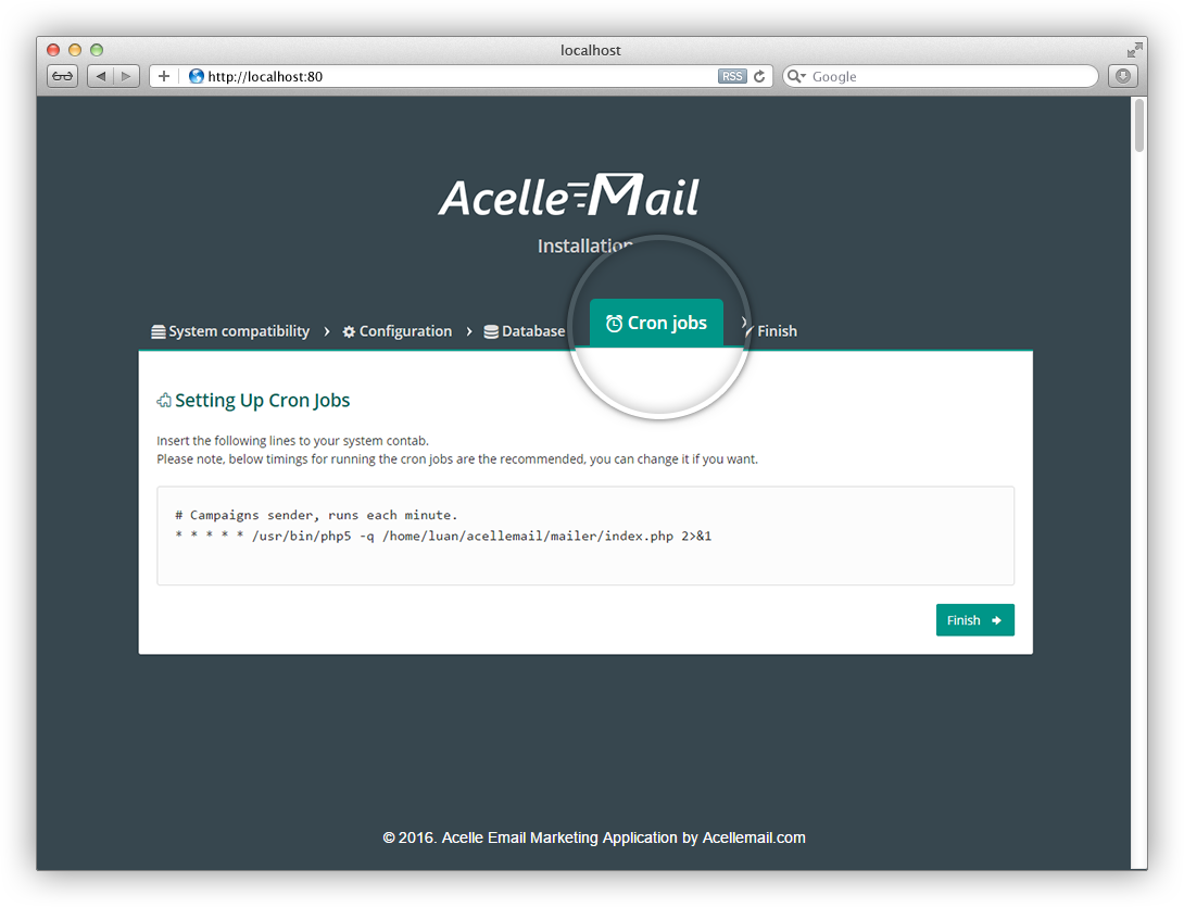 Acelle Email Marketing Web Application - 28