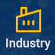 Industry - Industrial & Business PSD Template