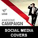 Corporate Social Media Covers
