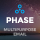 Phase Multipurpose E-Newsletter PSD Template