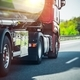 Download Euro Semi Truck on Highway from PhotoDune