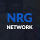 NRGNetwork - Responsive Social Network Template