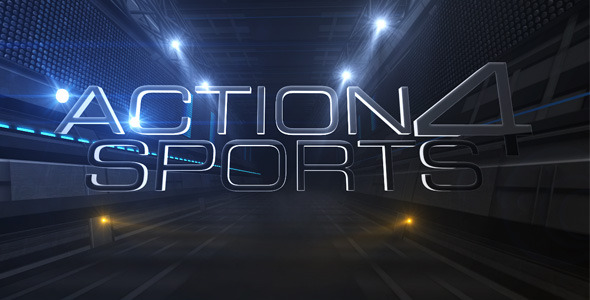 After Effects Project - VideoHive Action Sports 4 1768694