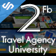 2 Facebook Cover Travel and University