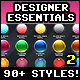 Designer Essentials Ultimate Precious Styles Bundle Vol.2