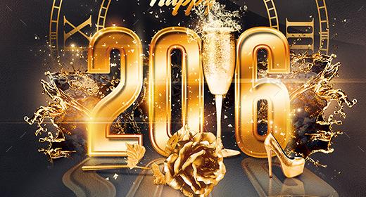 New Year | Nye FlyerTemplates