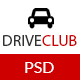 DriveClub - Car Dealer