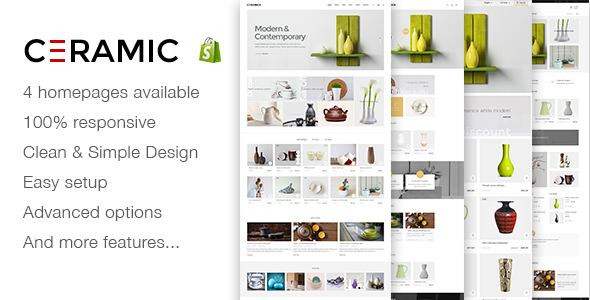 Download JMS Ceramics - Responsive Shopify Theme nulled download