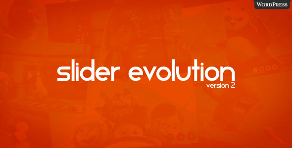 CodeCanyon Slider Evolution for WordPress 244096