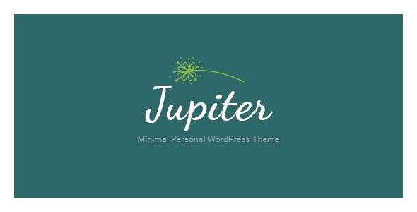 Download Jupiter Minimal Personal WordPress Theme nulled download