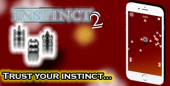 Instinct 2 - iOS Game Template