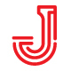 Jefferson (J letter) Logo