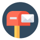 150+ Flat Communication Icons