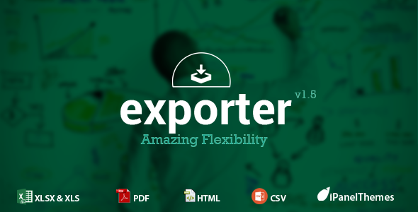 Exporter for eForm - Reports & Submissions