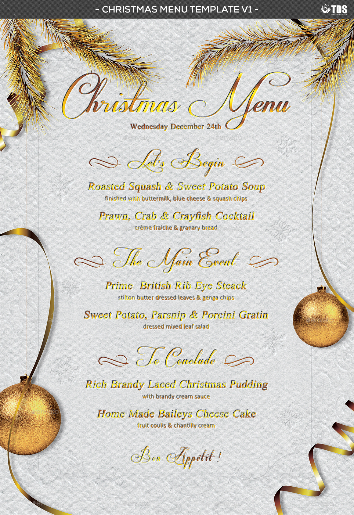 christmas menu template v by lou graphicriver menu template v1 jpg