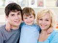 Portrait of happy family - PhotoDune Item for Sale